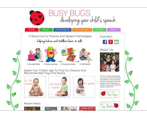 Busy Bug Kits Blogsite