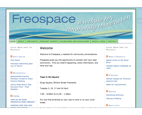 Freospace