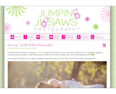 Jumping Jigsaws Photography 2013
