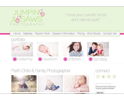 Jumping Jigsaws Photography