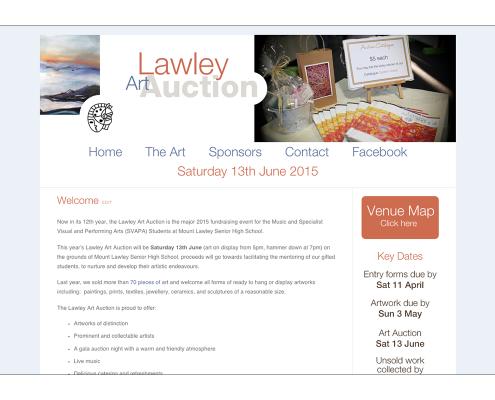 Lawley Events