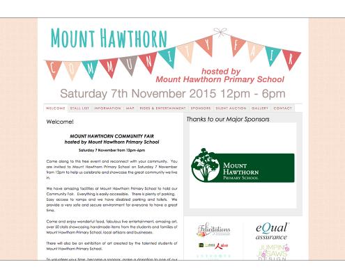 Mount Hawthorn Community Fair 2015